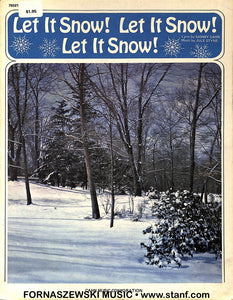 Let It Snow - Piano Vocal Guitar