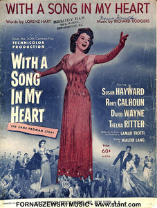 Hart Rodgers - With A Song In My Heart