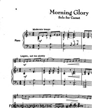 Load image into Gallery viewer, Morning Glory (Chenette) - Solo Cornet/Trumpet w/Piano