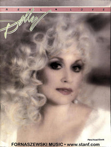Real Love - Dolly -  Piano Vocal Chords