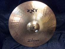 Load image into Gallery viewer, Pre-owned Zildjian 20 inch ZXT20MR - ZXT Medium Ride Cymbal 2668g - Z135 - Fornaszewski Music Store, Granite City IL 62040 - www.stanf.com