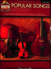 Load image into Gallery viewer, Popular Songs Violin Viola cello Bass - Play-along  - Vol 1