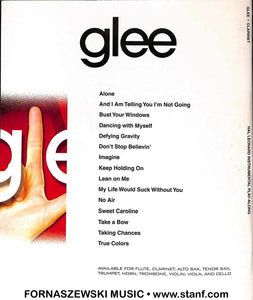 Play Along - Glee For Clarinet Book/CD
