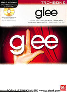 Play Along - Glee For Trombone Book/CD
