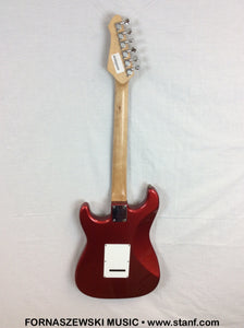 Austin AU733MR Double Cut-away Electric Guitar - G149