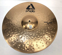 Load image into Gallery viewer, Pre-owned Paiste 20 inch Alpha Heavy Ride Cymbal 2608g - Z132 - Fornaszewski Music Store, Granite City IL 62040 - www.stanf.com