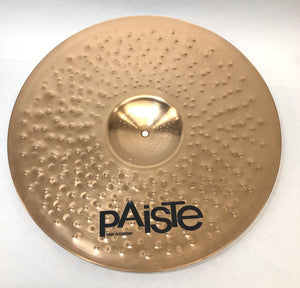 20 inch Paiste Alpha Heavy Ride Cymbal 2608g [preowned]