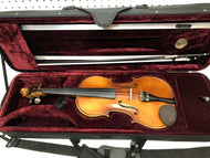 Pre-owned 14 inch E. R. Pfretzchner Viola - Hand made 1966 in Mittenwald, West Germany - F673 - Fornaszewski Music Store, Granite City IL 62040 - www.stanf.com