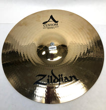 Load image into Gallery viewer, 14 inch A Custom MasterSound Hi-Hat Cymbals Pair 1042g+1192g - Z162