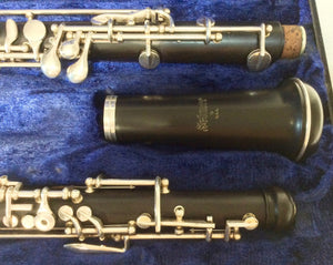 Selmer Intermediate Wood Oboe - ready to play F557 [preowned]