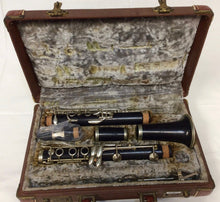 Load image into Gallery viewer, Pre-owned D. Noblet Paris Wood Clarinet - serviced & ready to play - F582 - Fornaszewski Music Store, Granite City IL 62040 - www.stanf.com