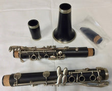 Load image into Gallery viewer, Vintage Dupont Paris France Wood Clarinet - F574