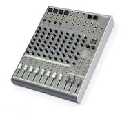 Samson - 12 Channel, 4 Mic/Line Mixer with DSP