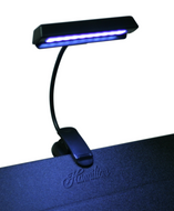 Hamilton KB9510 - 10 LED Bar Style Music Stand Light - Fornaszewski Music Store, Granite City IL 62040 - www.stanf.com