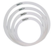 Remo - RemO's Drum Dampening Tone Control Rings - 10-12-14-16 Set - Fornaszewski Music Store, Granite City IL 62040 - www.stanf.com