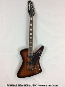 Dean DMT Series TBZ/CBK Trans Am Electric Guitar - G139
