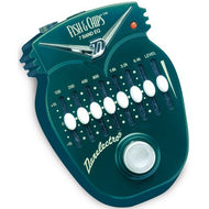 Danelectro DJ14 - Fish & Chips 7 Band Graphic EQ Pedal w/ Power Supply