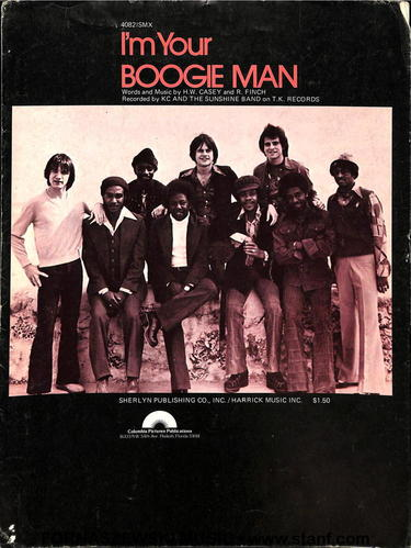 Casey Finch - I'm Your Boogie Man - KC & The Sunshine Band - Fornaszewski Music Store, Granite City IL 62040 - www.stanf.com