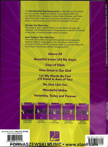 Play-Along - How Great Is Our God - Drumset Vol - Book/CD - Fornaszewski Music Store, Granite City IL 62040 - www.stanf.com