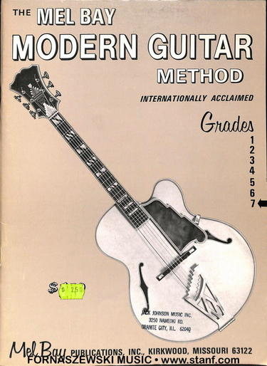 Mel Bay's Modern Guitar Method - Grade 7 - Fornaszewski Music Store, Granite City IL 62040 - www.stanf.com