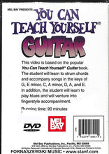 Load image into Gallery viewer, Mel Bay - You Can Teach Yourself - Guitar DVD