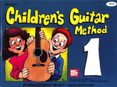 Mel Bay's Children Guitar Method - Book 1 - Fornaszewski Music Store, Granite City IL 62040 - www.stanf.com