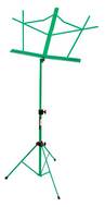 Hamilton Folding Music Stand KB900GR Green - Fornaszewski Music Store, Granite City IL 62040 - www.stanf.com