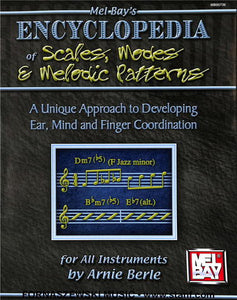 Mel Bay - Encyclopedia of Scales Modes & Melodic Patterns - Fornaszewski Music Store, Granite City IL 62040 - www.stanf.com