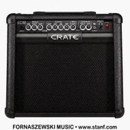 Crate GT30 Guitar Amp  8in Speaker 30w - Fornaszewski Music Store, Granite City IL 62040 - www.stanf.com