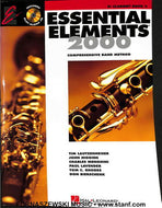 Essential Elements 2000 Book 2 - Bb Clarinet - Fornaszewski Music Store, Granite City IL 62040 - www.stanf.com