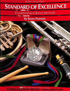 Standard Of Excellence Book 1 - French Horn - Fornaszewski Music Store, Granite City IL 62040 - www.stanf.com