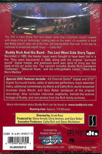 Load image into Gallery viewer, Buddy Rich - Lost West Side Story Tapes - DVD