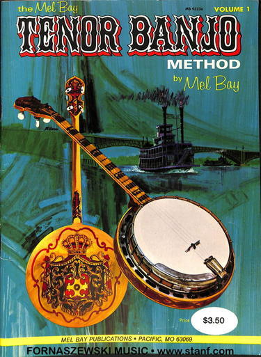 Mel Bay - Tenor Banjo Method - Vol 1 - Fornaszewski Music Store, Granite City IL 62040 - www.stanf.com