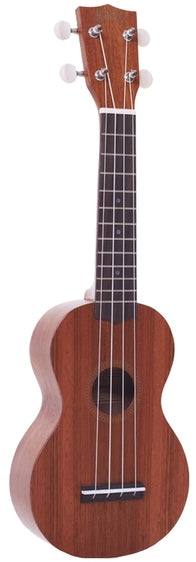 Mahalo MJ1TBR Java Series - Ukulele in Trans Brown w/bag - 333542 - Fornaszewski Music Store, Granite City IL 62040 - www.stanf.com
