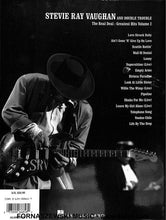 Load image into Gallery viewer, Stevie Ray Vaughan The Real Deal Greatest Hit Vol 2 - Guitar Tablature - Fornaszewski Music Store, Granite City IL 62040 - www.stanf.com