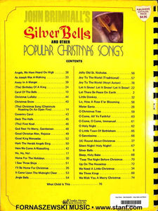 Easy Piano - John Brimhall's - Silver Bells and Others - Fornaszewski Music Store, Granite City IL 62040 - www.stanf.com