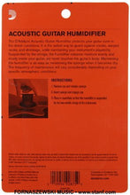Load image into Gallery viewer, D'Addario GH Planet Waves Acoustic Guitar Bass Humidifier