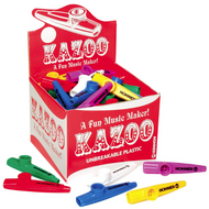 Hohner - Kazoo Assorted Colors - Fornaszewski Music Store, Granite City IL 62040 - www.stanf.com