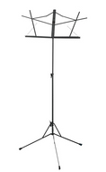 Hamilton Folding Music Stand KB900B Black - Fornaszewski Music Store, Granite City IL 62040 - www.stanf.com