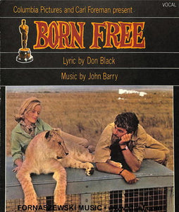 Black Barry - Born Free - Fornaszewski Music Store, Granite City IL 62040 - www.stanf.com