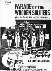 Parade Of The Wooden Soldiers - Piano Vocal Guitar - Fornaszewski Music Store, Granite City IL 62040 - www.stanf.com