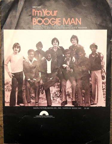 Casey Finch - I'm Your Boogie Man - Fornaszewski Music Store, Granite City IL 62040 - www.stanf.com