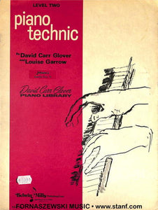 Glover/Garrow - Piano Technic - Level 2 - Fornaszewski Music Store, Granite City IL 62040 - www.stanf.com