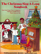 Christmas Sing-Along Songbook - Piano Vocal Organ - Fornaszewski Music Store, Granite City IL 62040 - www.stanf.com