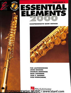 Essential Elements 2000 Book 2 - Flute - Fornaszewski Music Store, Granite City IL 62040 - www.stanf.com