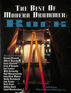 The Best Of Modern Drummer: Rock - Drumset - Fornaszewski Music Store, Granite City IL 62040 - www.stanf.com