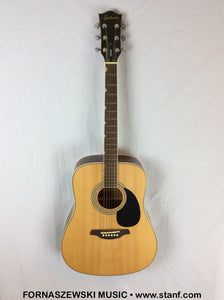 Pre-owned Gretsch Synchromatic G3553 - Dreadnought Acoustic Guitar - Fornaszewski Music Store, Granite City IL 62040 - www.stanf.com