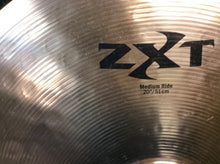 Load image into Gallery viewer, 20 inch Zildjian ZXT Medium Ride Cymbal 2668g ZXT20MR [preowned]