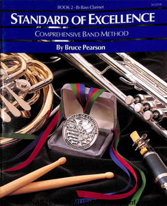 Standard Of Excellence Book 2 - Bb Bass Clarinet - Fornaszewski Music Store, Granite City IL 62040 - www.stanf.com