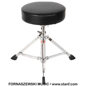 Percussion Plus - Single Braced Junior Youth Drum Throne - 300T - Fornaszewski Music Store, Granite City IL 62040 - www.stanf.com